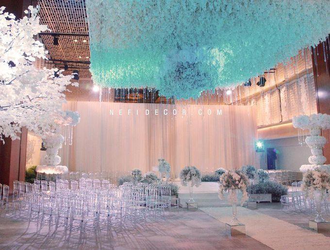 Ballroom Decorated by Thamrin Nine Ballroom - 008