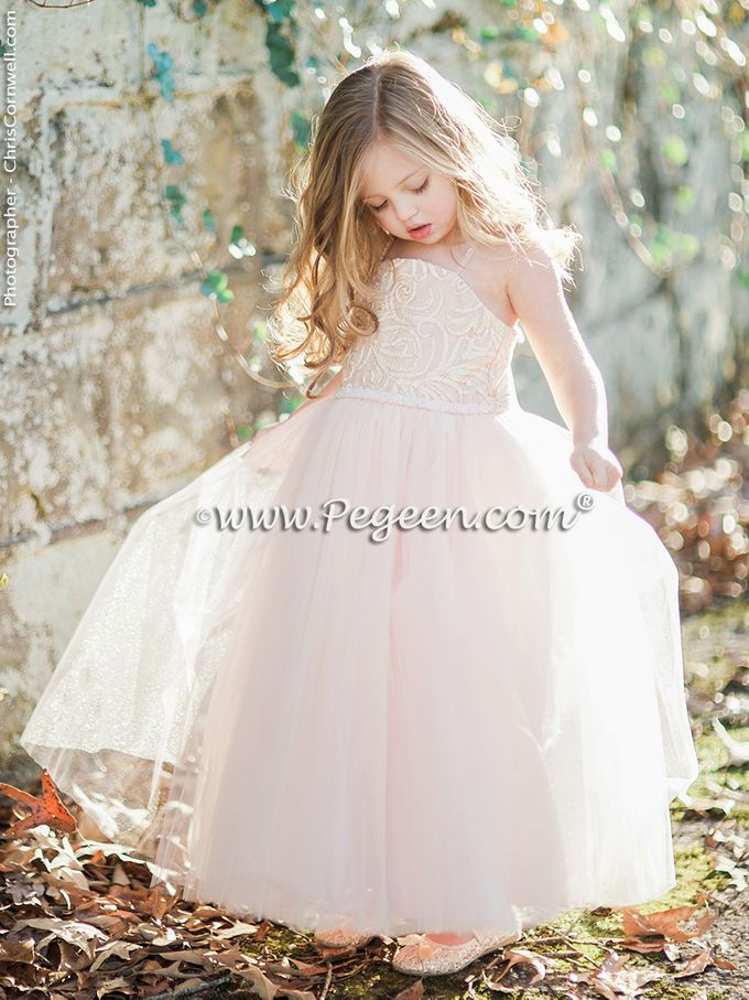 Pegeen.com Couture Flower Girl Dresses by Pegeen.com Flower Girl Dress Company - 003