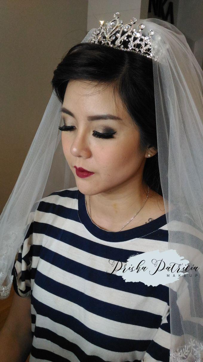 BRIDE MAKEUP - DELICE by Priska Patricia Makeup - 005