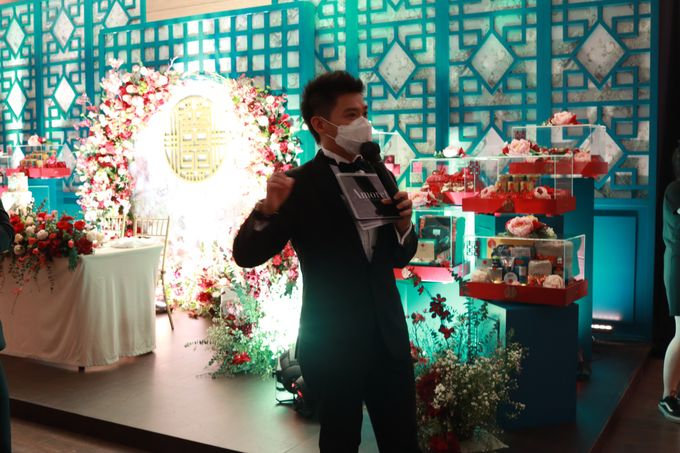 MC Sangjit - Engagement Intimate Glass House Ritz Carlton Pacific Place - Anthony Stevven by Anthony Stevven - 042
