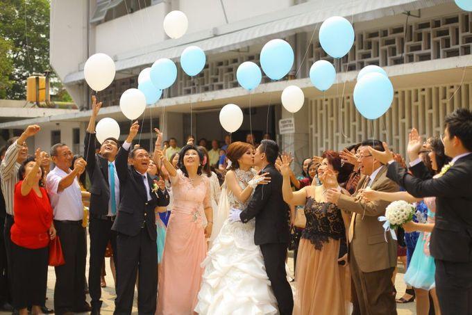 Adi & Aprilia Wedding Day by Overdream Production - 003