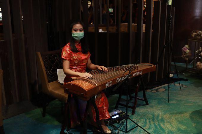 Chinese Instrumental Sangjit Taste Paradise Hyatt Jakarta - Double V by Double V Entertainment - 017