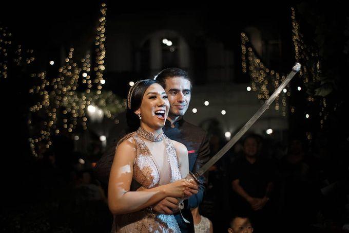 Wedding of JANICE & BINGBANG by Hotel Majapahit - 005