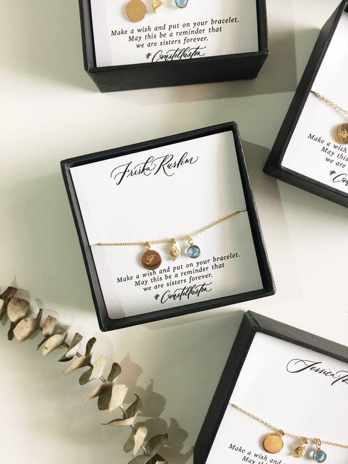Stella Lowis Bridesmaids Gift by AEROCULATA - 004