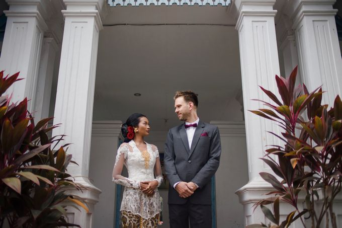 Wedding Dennis & Anna by Patron Wedding Organizer Yogyakarta - 019