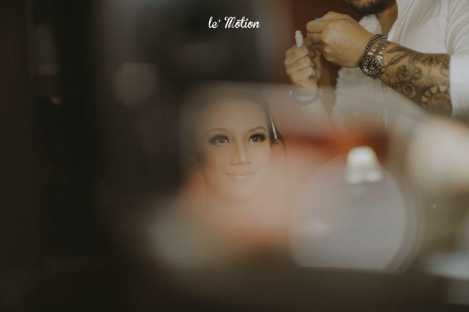 Traditional Sundanese and Minang Fusion Wedding of Felli & Reza by Le Motion - 014