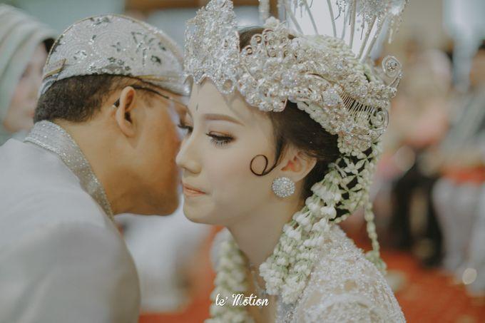 Traditional Sundanese and Minang Fusion Wedding of Felli & Reza by Le Motion - 026