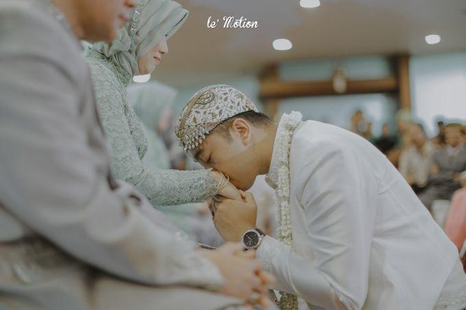 Traditional Sundanese and Minang Fusion Wedding of Felli & Reza by Le Motion - 027