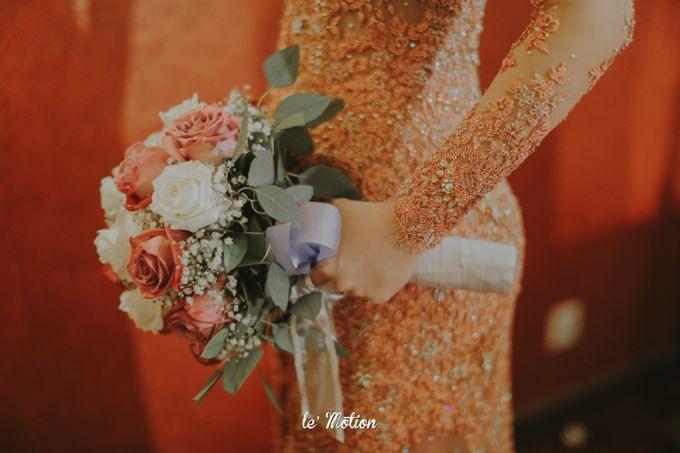 Traditional Sundanese and Minang Fusion Wedding of Felli & Reza by Le Motion - 035