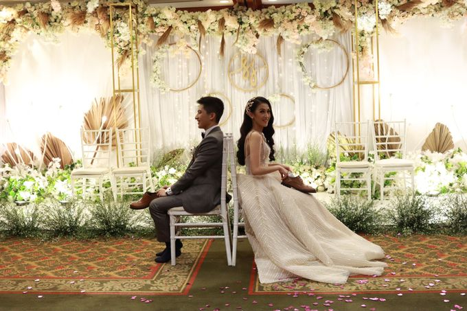 MC Intimate Wedding At Mercantile Jakarta - Anthony Stevven by Anthony Stevven - 004