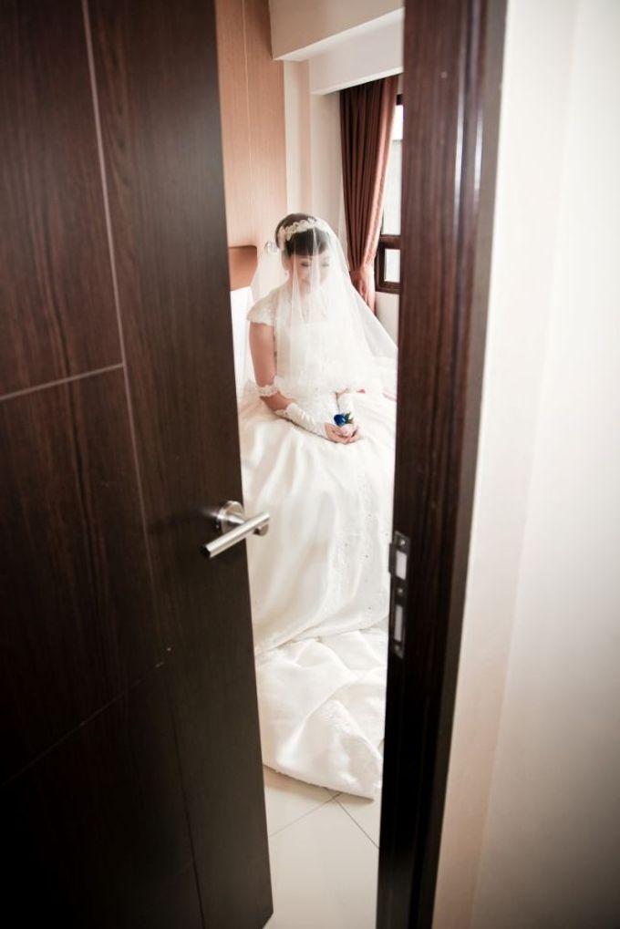 wedding day by Xin-Ai Bride - 051