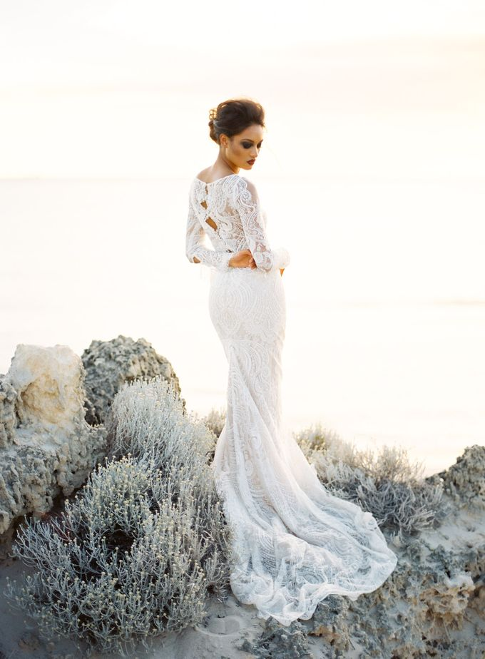 Inbal Dror by Feather and Stone Photography - 001