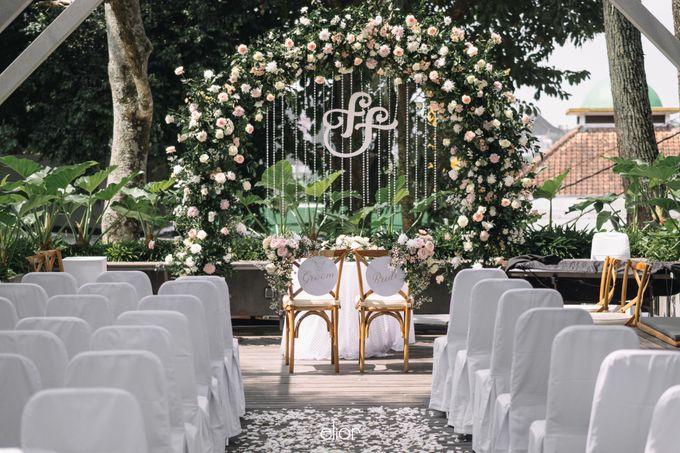 The Wedding of Ferdy & Febe by Elior Design - 001