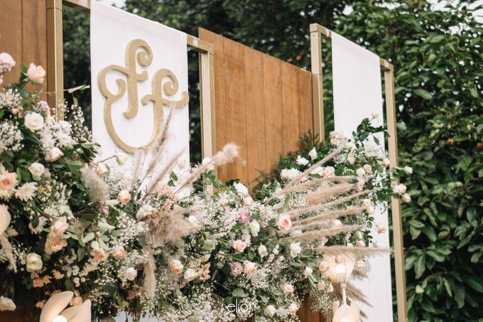 The Wedding of Ferdy & Febe by Elior Design - 004
