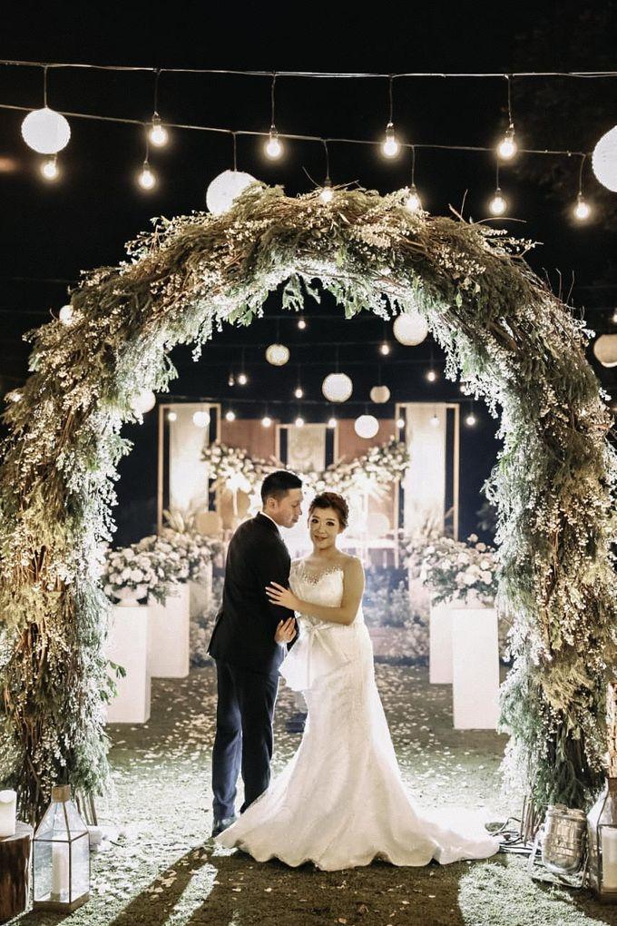The Wedding of Ferdy & Febe by Elior Design - 002