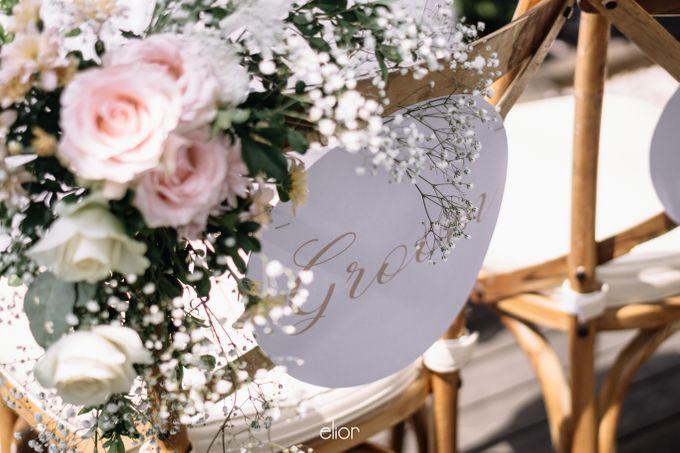 The Wedding of Ferdy & Febe by Elior Design - 003