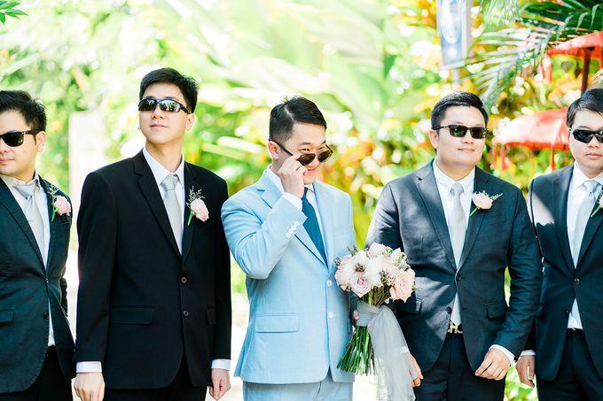 SOFITEL BALI by Amoretti Wedding Planner - 012