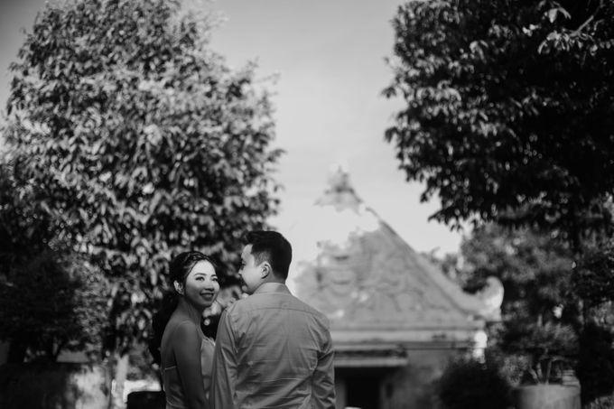 Febryna & Junio Prewedding Yogyakarta by AKSA Creative - 001
