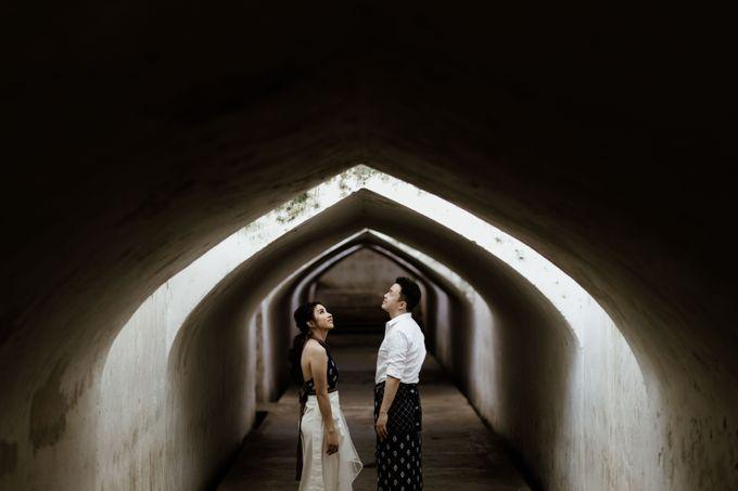 Febryna & Junio Prewedding Yogyakarta by AKSA Creative - 023
