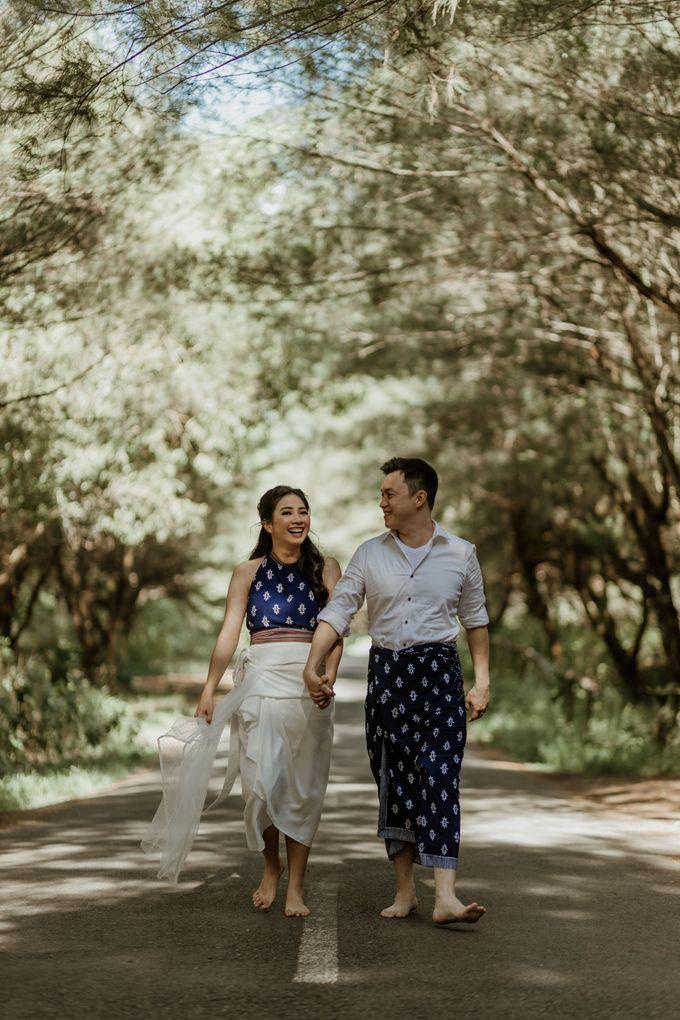 Febryna & Junio Prewedding Yogyakarta by AKSA Creative - 025