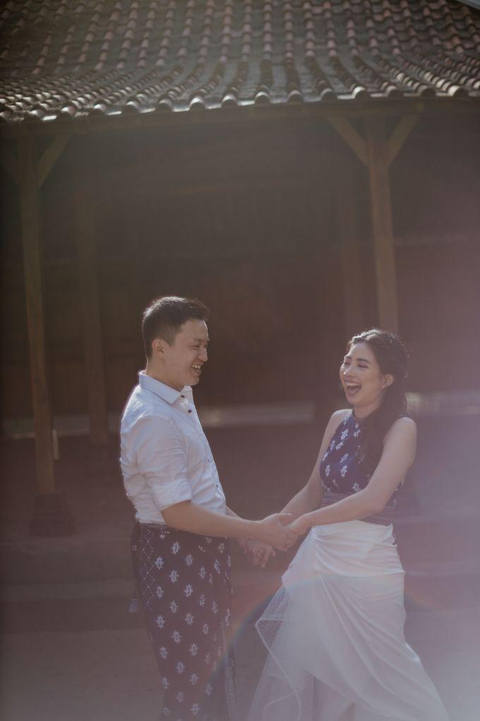 Febryna & Junio Prewedding Yogyakarta by AKSA Creative - 028