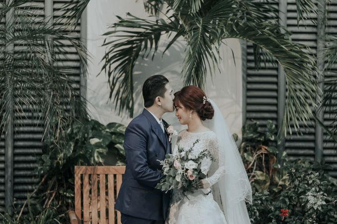 Salvian and Feby November 11th 2017 by MERCANTILE PENTHOUSE WEDDING - 020