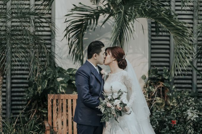 Salvian and Feby November 11th 2017 by MERCANTILE PENTHOUSE WEDDING - 021