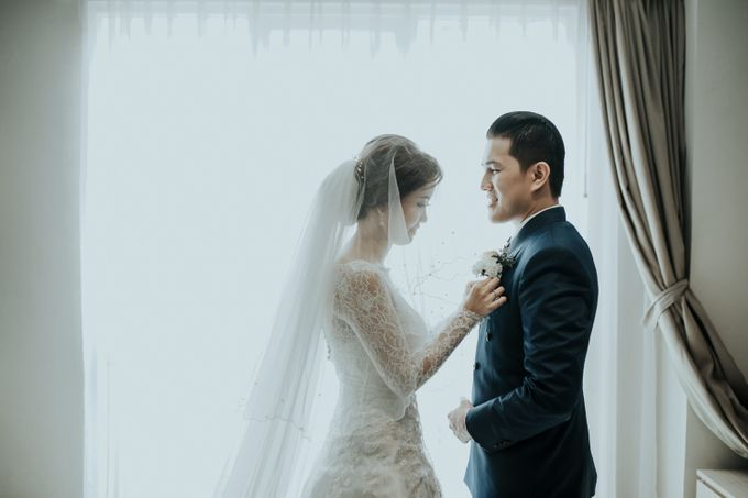 Salvian and Feby November 11th 2017 by MERCANTILE PENTHOUSE WEDDING - 001