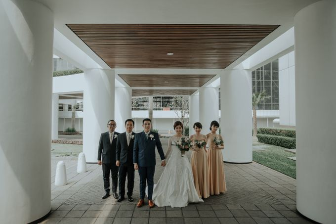 Salvian and Feby November 11th 2017 by MERCANTILE PENTHOUSE WEDDING - 002
