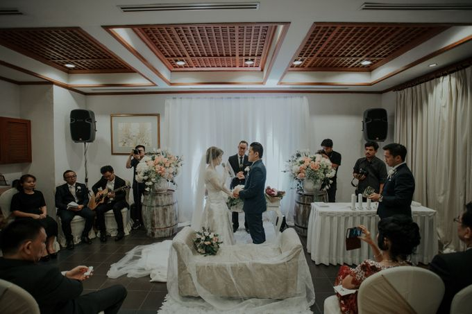 Salvian and Feby November 11th 2017 by MERCANTILE PENTHOUSE WEDDING - 007