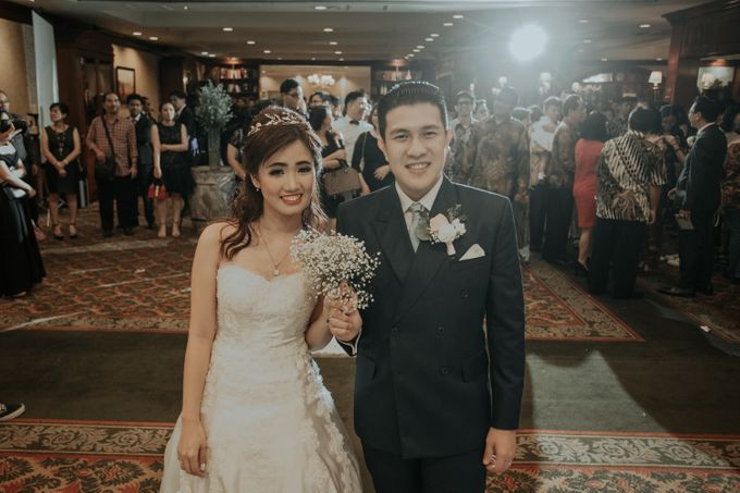 Salvian and Feby November 11th 2017 by MERCANTILE PENTHOUSE WEDDING - 016