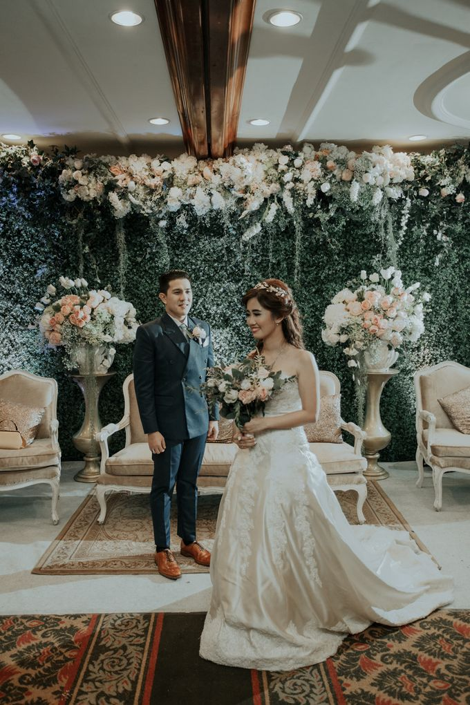 Salvian and Feby November 11th 2017 by MERCANTILE PENTHOUSE WEDDING - 018