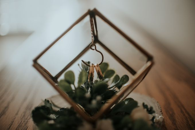 Salvian and Feby November 11th 2017 by MERCANTILE PENTHOUSE WEDDING - 022