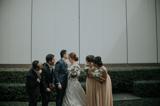 Salvian and Feby November 11th 2017 by MERCANTILE PENTHOUSE WEDDING - 023