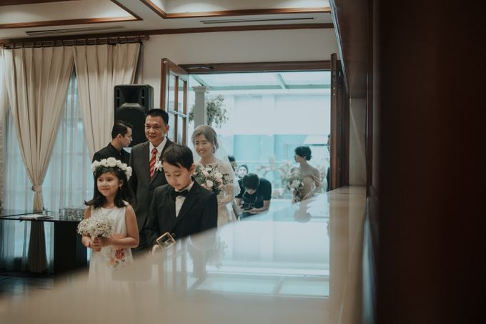 Salvian and Feby November 11th 2017 by MERCANTILE PENTHOUSE WEDDING - 024