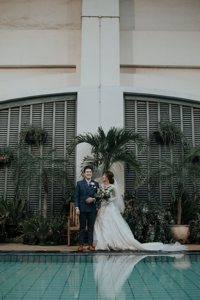 Salvian and Feby November 11th 2017 by MERCANTILE PENTHOUSE WEDDING - 027