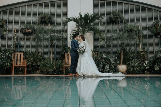 Salvian and Feby November 11th 2017 by MERCANTILE PENTHOUSE WEDDING - 028
