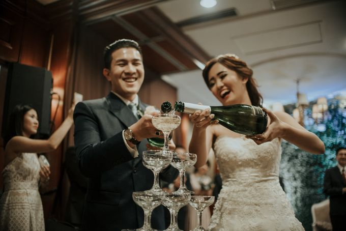 Salvian and Feby November 11th 2017 by MERCANTILE PENTHOUSE WEDDING - 029