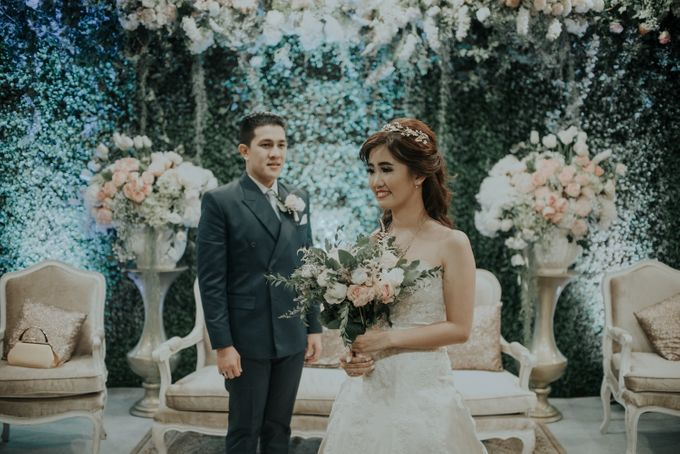 Salvian and Feby November 11th 2017 by MERCANTILE PENTHOUSE WEDDING - 032