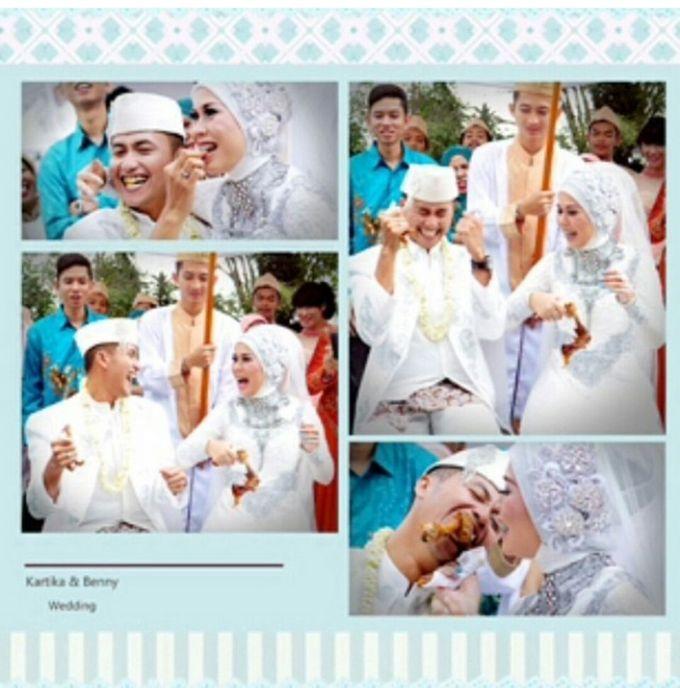 kartika Pohan & Benni Pernando by Link Wedding Planner - 007