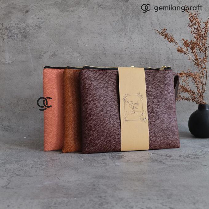 Zipper B-size Premium J-series for Markus & Elizabeth by Gemilang Craft - 003