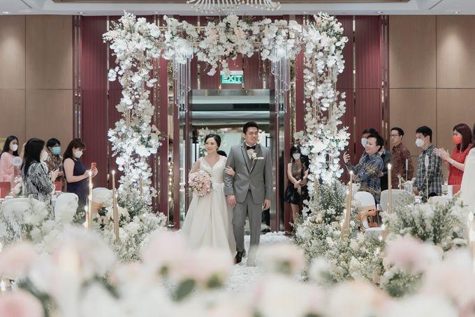Benny & Sara's Wedding by Mandarin Oriental, Jakarta - 012