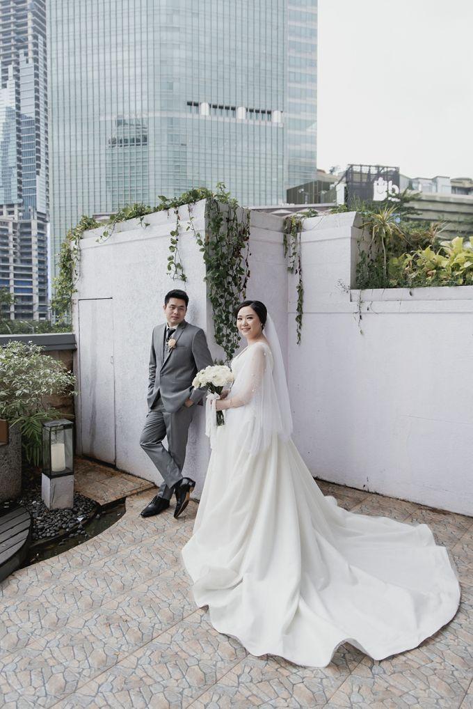 Benny & Sara's Wedding by Mandarin Oriental, Jakarta - 013