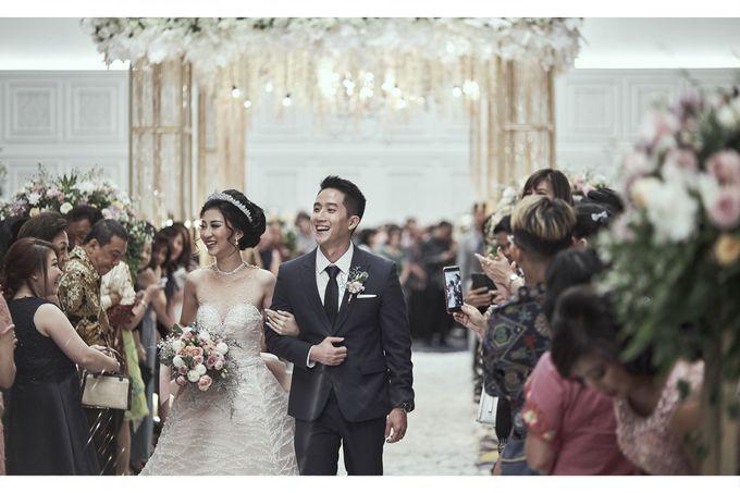 The Wedding of Clara & Winata by Skenoo Hall Emporium Pluit by IKK Wedding - 001