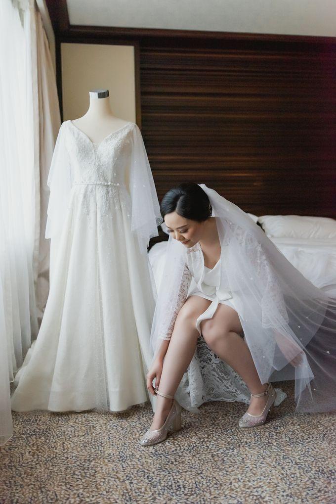 Benny & Sara's Wedding by Mandarin Oriental, Jakarta - 010