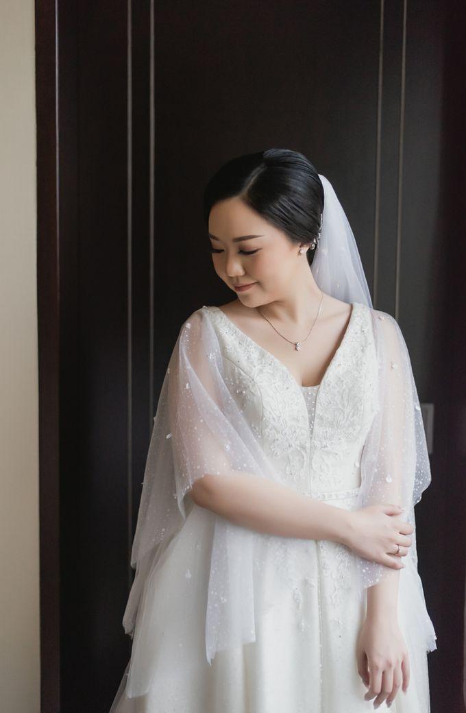Benny & Sara's Wedding by Mandarin Oriental, Jakarta - 011