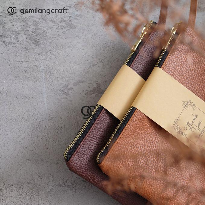 Zipper B-size Premium J-series for Markus & Elizabeth by Gemilang Craft - 002