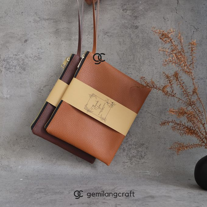 Zipper B-size Premium J-series for Markus & Elizabeth by Gemilang Craft - 001