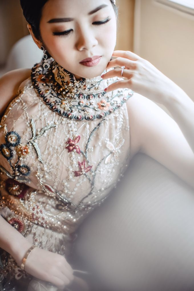 Contemporary Chinese Engagement with Nathania by NOMA Jewelry & Accessories - 003