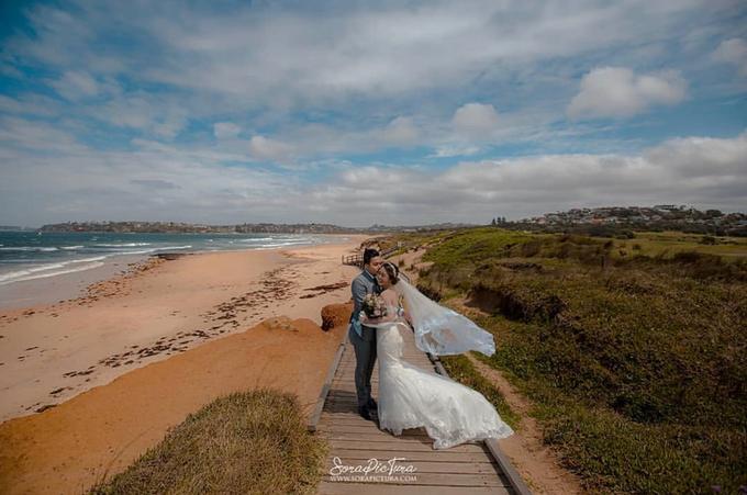 The Wedding of Priska & Partner by Felicaang Makeup Artist - 003